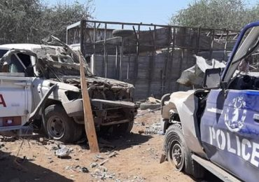 Car bomb attack targets Turkish engineers near Mogadishu