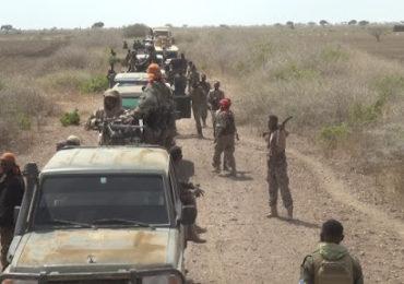 Ciidamada Xoogga dalka Somaliya oo ku sii siqaya Deg. Jamaame & Wararkii ugu dambeeyay