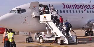 Jambojet denied morning slot for Mogadishu flights