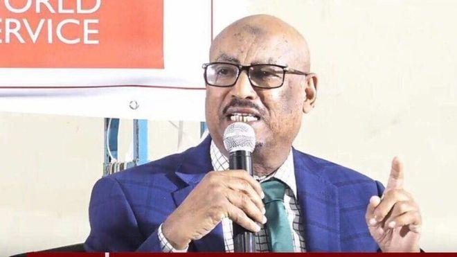 """DAAWO VIDEO: Guddoomiye Faysal Cali Waraabe: """"Waynu iibsannahay, Somaliland-na Waa la Xaraashay""""!"""