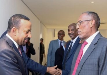 Somaliland's Bihi expected to meet African presidents in visit to Addis