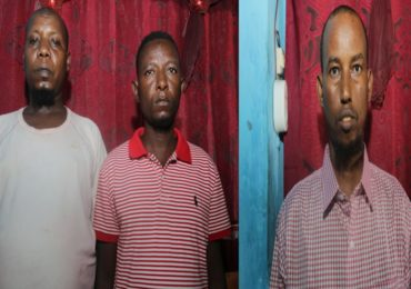 Somali military court sentences two to 8 years in jail for being shabaab