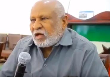 """Gudoomiyaha Guurtidda: ''Haddii uu Farmaajo soo raaco Abiy Axmed dili mayno laakiin madaxweyne uma ictiraafsanin""""!"""