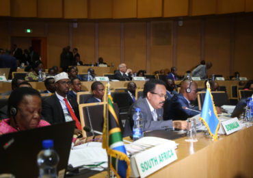Somalia reiterates call to lift arm embargo