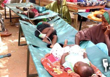Diarrhoea outbreak in flood-hit southern Somalia's Beletweyne district