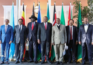 IGAD leaders agree to form regional scheme to fight COVID19