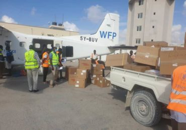 Gov't delivers COVID-19 equipment to Jubbaland and Southwest states
