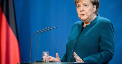 Germany's Merkel rejects Trump invite to attend G7 summit in Washington