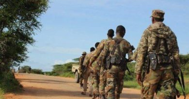 SNA kills several Al-Shabaab fighters in foiled attack near Bal'ad