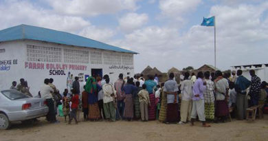 Bodies of 9 abducted medical workers found in Bal'ad, Middle Shabelle region