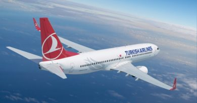 Turkish Airlines to resume international flights on June 18