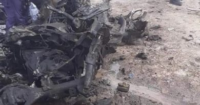 Somali National Army chief survives suicide car bomb attack in Mogadishu
