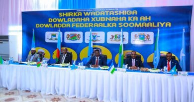 Two-day consultative meeting with FMS leaders set to begin in Dhusamareb