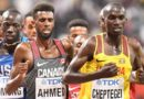 Moh Ahmed shatters Canadian 5,000-metre record to crack all-time top-10 list