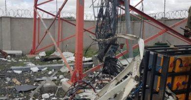 Al-Shabaab attack destroys telecommunication mast in Garissa